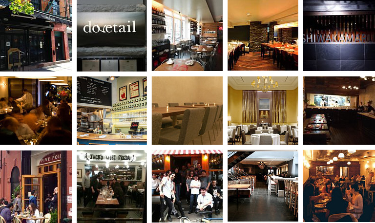 15 of New York's Most Underrated Restaurants