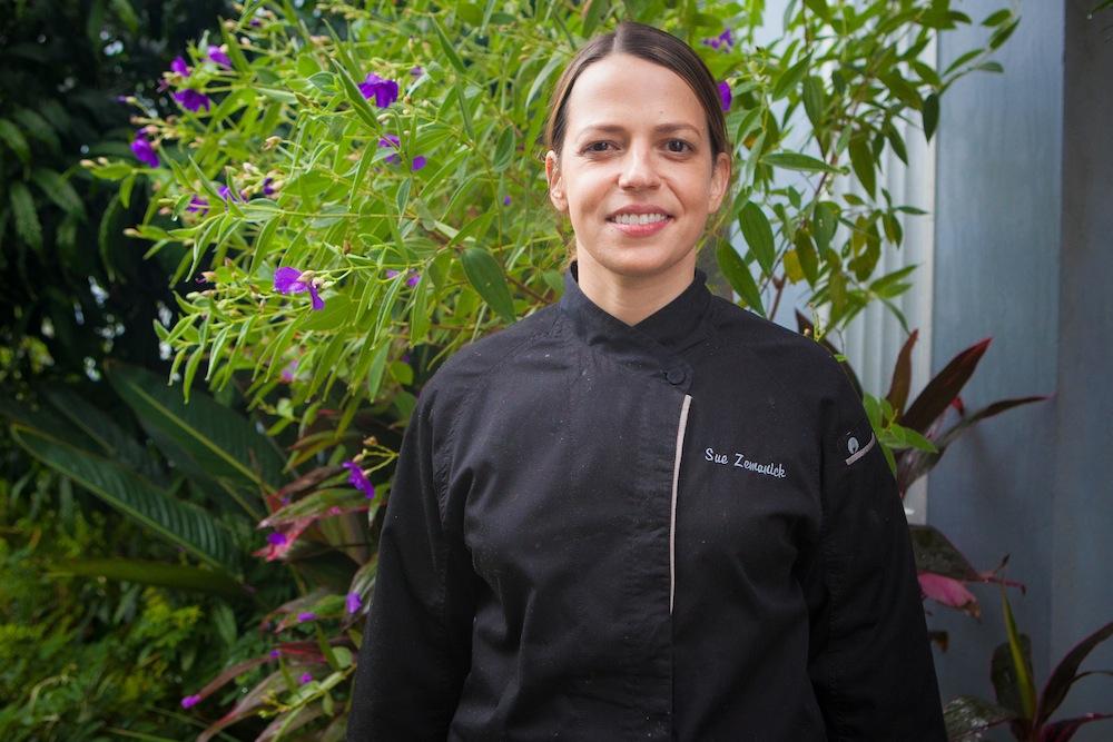 Sue Zemanick, Top Chef Master