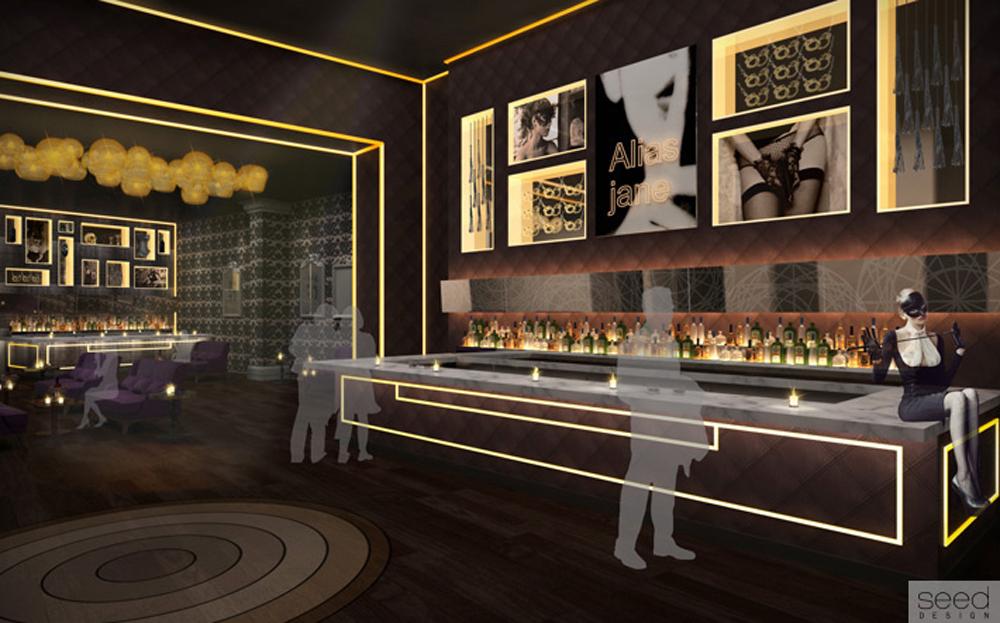 Alias Jane Club rendering