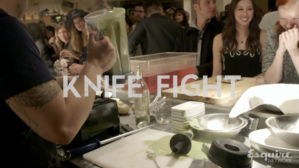 Watch a Preview for Knife Fight, Premiering Sept. 24