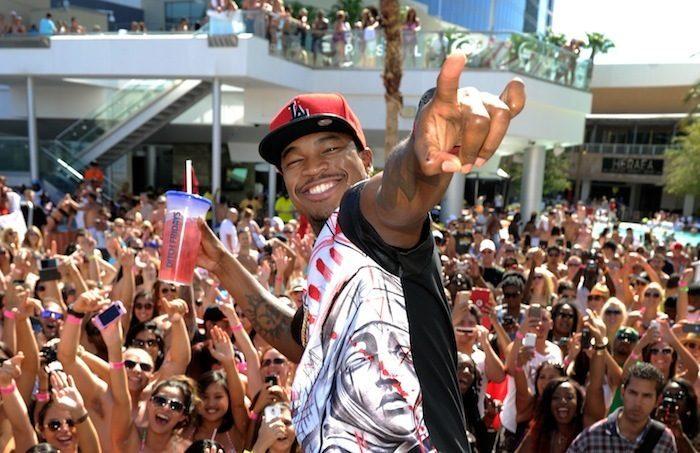 Ne-Yo at the Palms. Photo: David Becker/WireImage