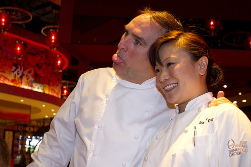 José Andrés and Shirley Chung