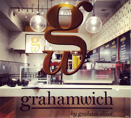 Graham Elliot Shutters Grahamwich in Chicago