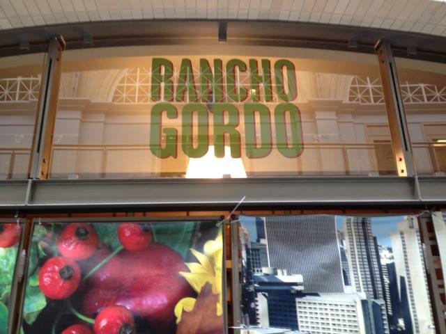 Rancho Gordo's new Ferry Building shop.