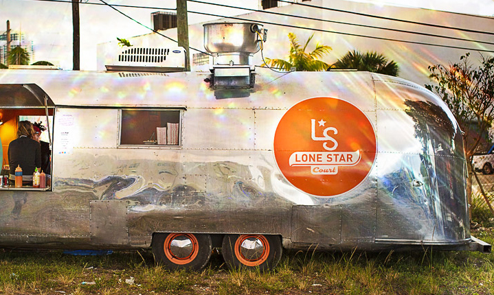 Lone Star Burgers Food Truck