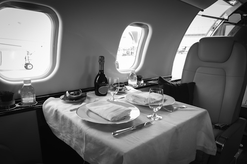 Celebrity Chefs Cater Weddings, Private Jets For a Price