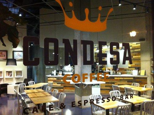 Condesa Coffee.