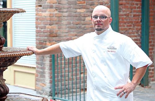 Chef Ben Davison