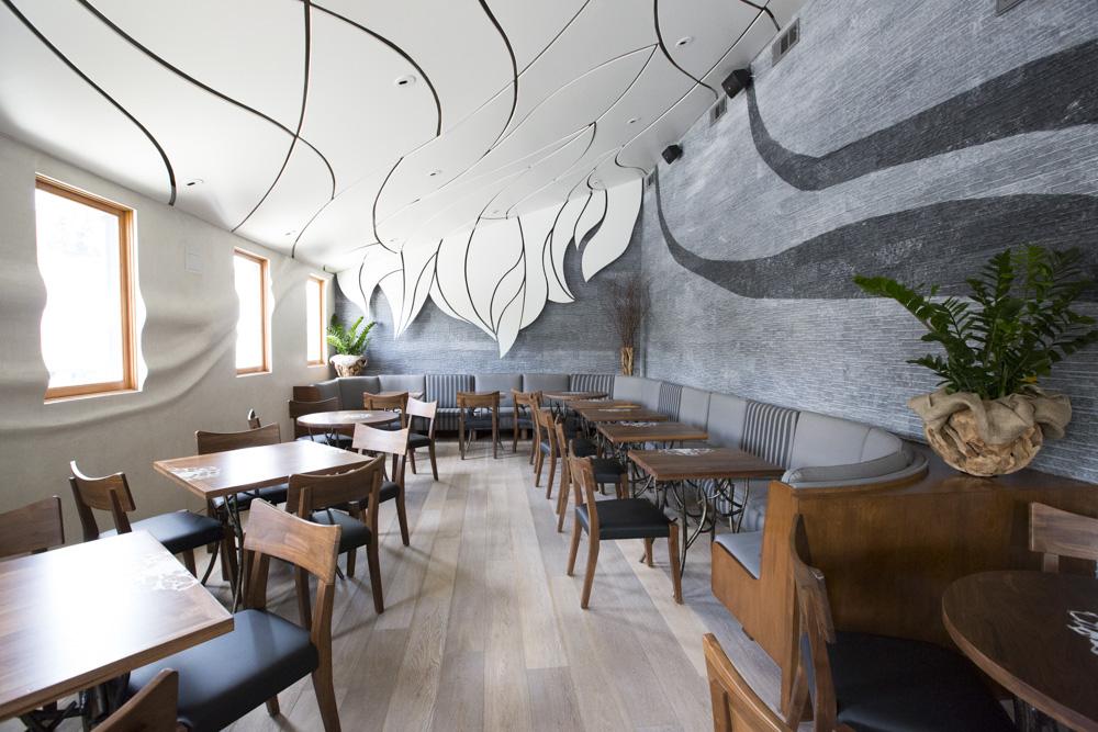 Inside Girasol, CJ Jacobson's New LA Restaurant