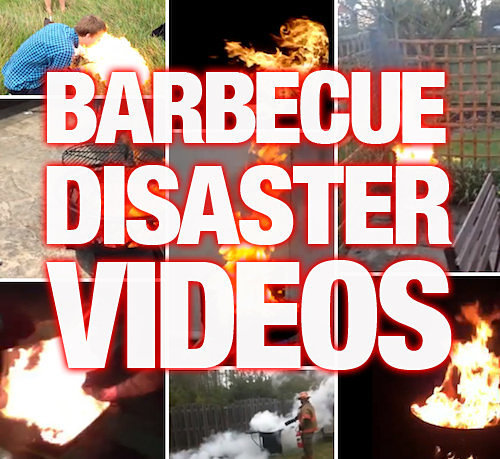 Watch the 11 Most Explosive Grilling Disaster Videos