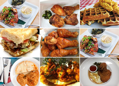 Philly's fried chicken game is strong, so check these out.