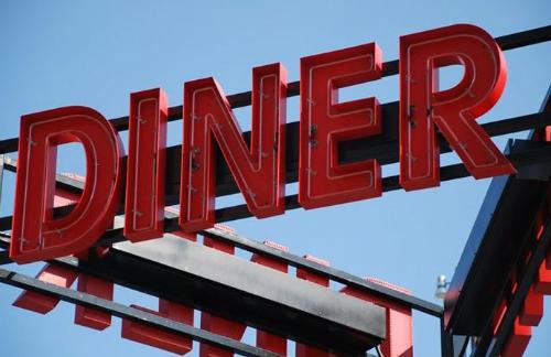 Miss Portland Diner.