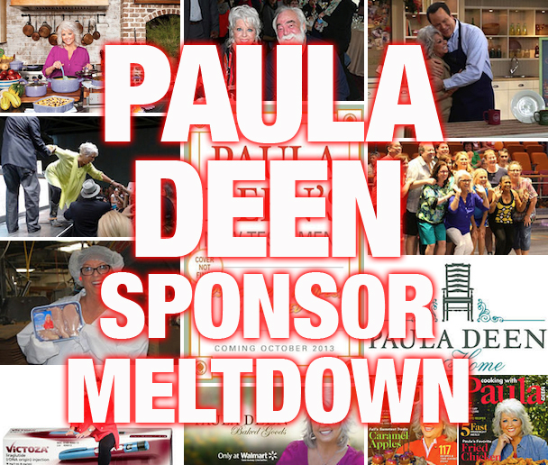 Paula Deen's Endorsement Deals: Who's In & Who's Out