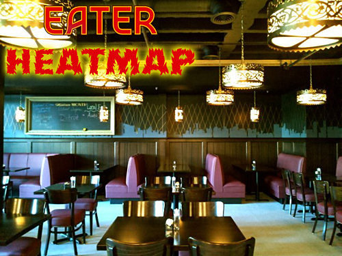 The Eater Detroit Heatmap: Where to Eat Right Now