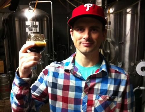 Matt Lindenmuth is a brewing stud.