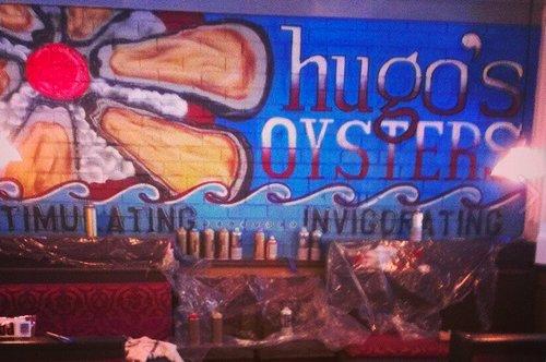 Hugo's.