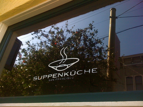 Suppenküche - Eater SF