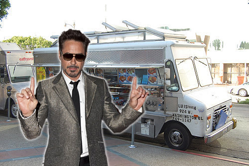 Robert Downey Jr. Will Be in Jon Favreau's Chef Film