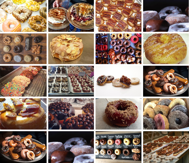 The 23 Hottest Doughnut Shops in America Right Now