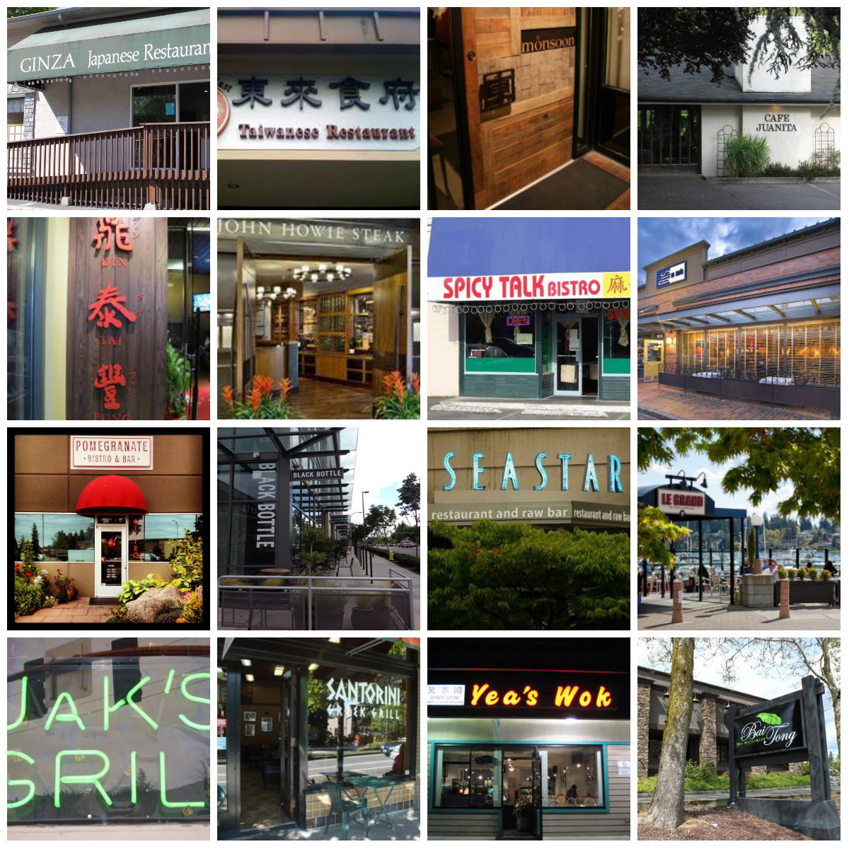 An Epic Guide to Readers' Favorite Eastside Dining Spots