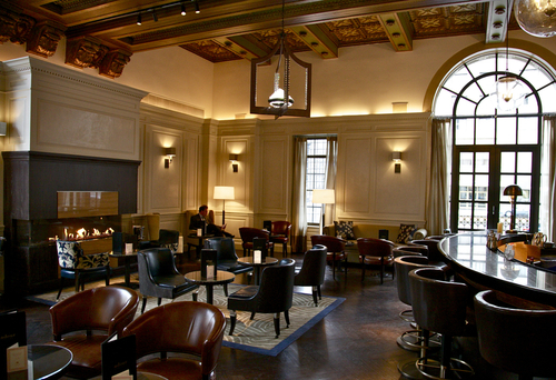 The new St. Regis Lobby