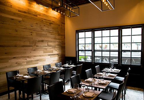 The marrow eater ny for Italian cafe interior design ideas