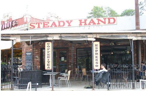 Steady Hand Pour House.