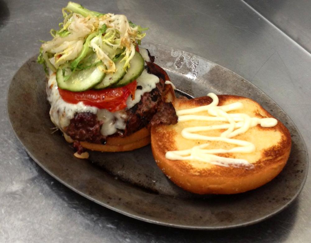 The Barrymore Secret Burger