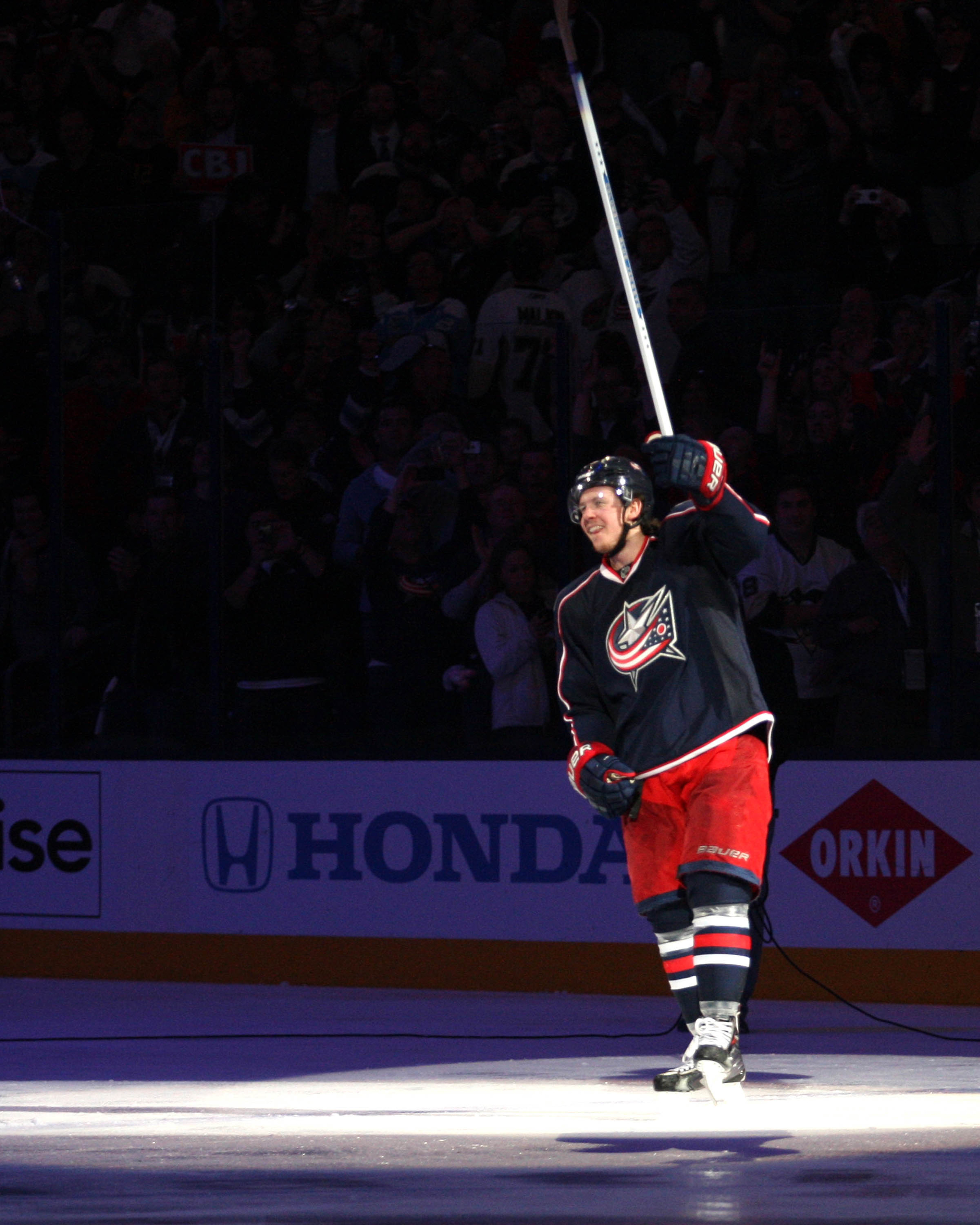 Will Ryan Johansen grace us with his presence this year? - Photo Credit