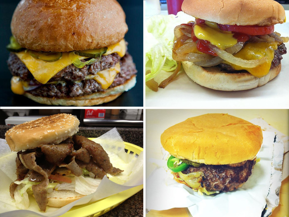 9 Chefs Pick Their Favorite Burgers Around the World