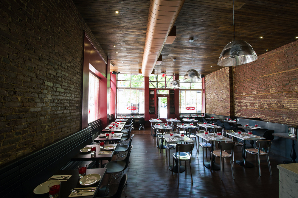 A Chat With Alex Stupak; Awesome Restaurant Bathrooms