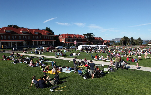 Off the Grid Presidio Is Back; Polk Bar Ban Passes