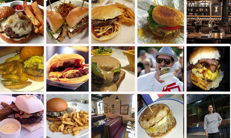 The Burger Heatmap: 15 New Burgers to Eat Right Now