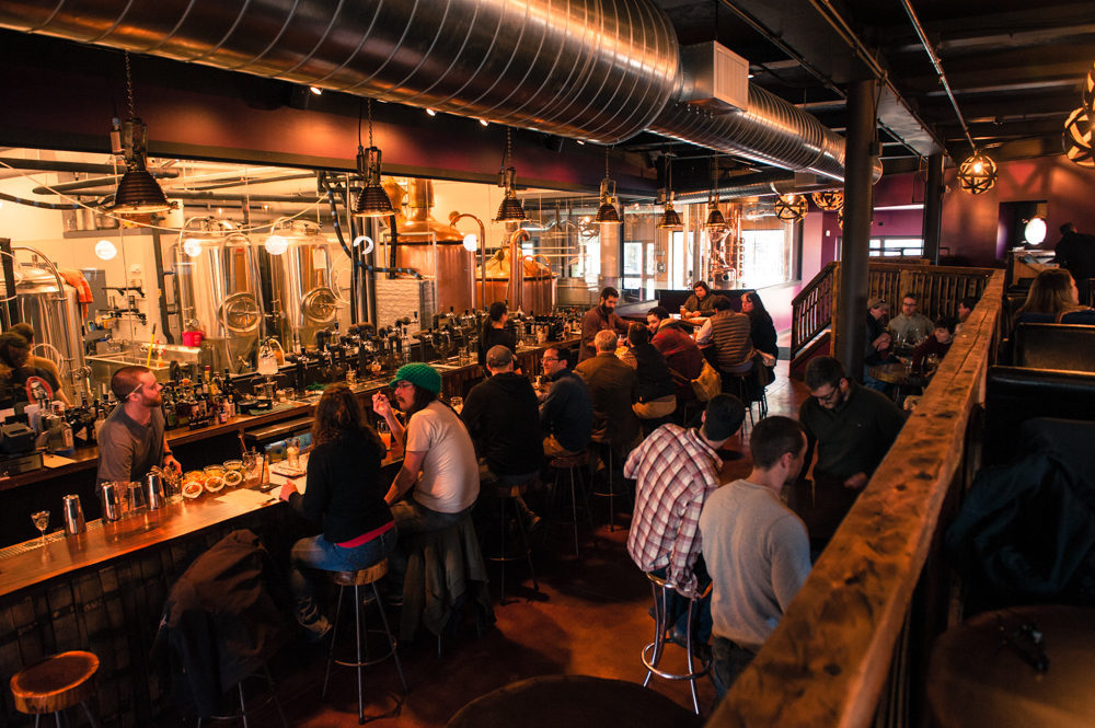 Best Portland Restaurants Where To Eat In Maine New Novare Res Bier Cafe Eater