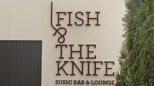 Fish & Knife is finally in range