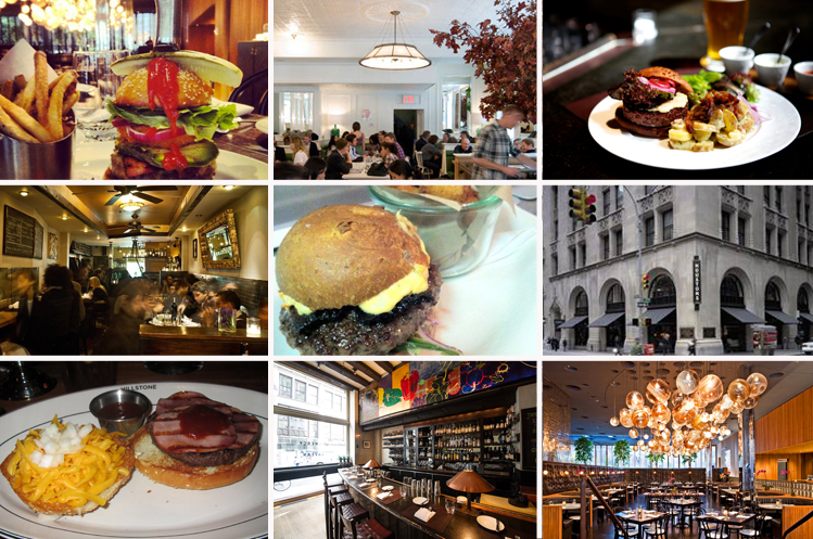 A Guide to New York's 'Secret' Burgers