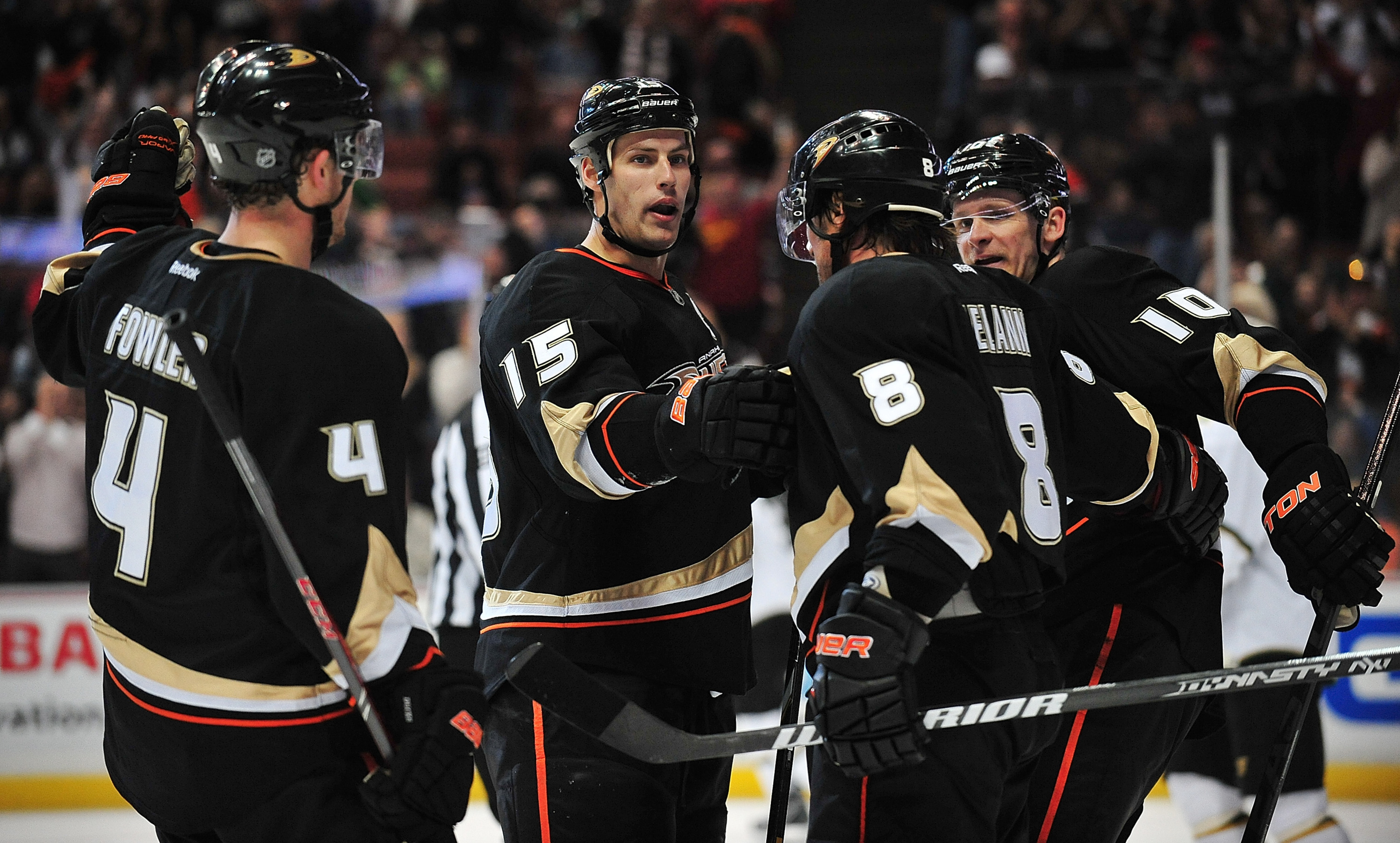 """""""Hey Teemu, we still love you even after all that sh** you said in your book, but it's time for us to get on with training camp."""""""