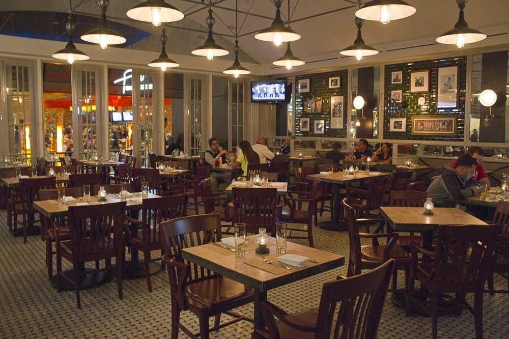 The dining room at Citizens Kitchen & Bar.