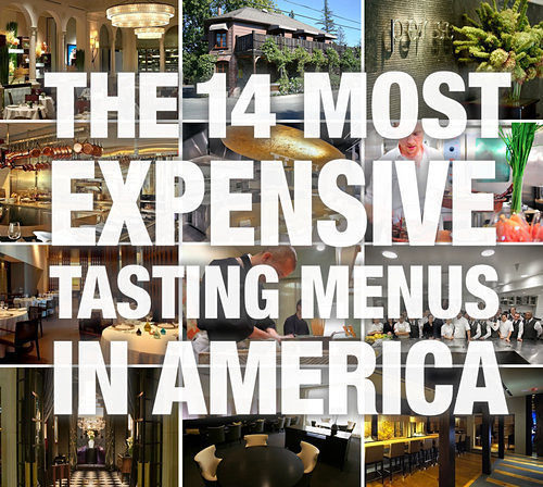 """<a href=""""http://eater.com/archives/2013/01/28/most-expensive-tasting-menus-in-america.php"""">The 14 Most Expensive Tasting Menus in America</a>"""