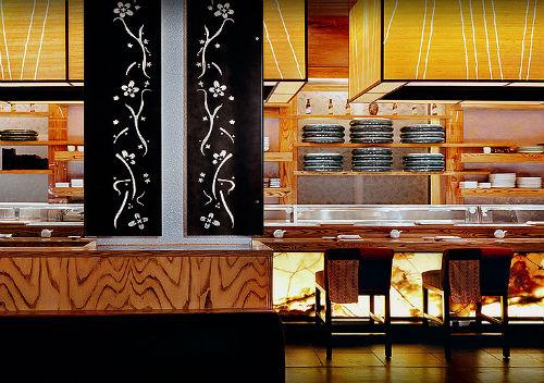 Nobu, home of $24 an ounce Kobe steak.