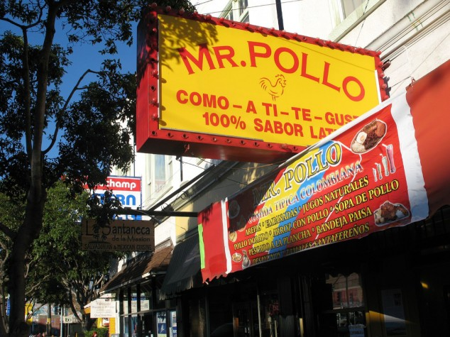 The once-unassuming Mr. Pollo.
