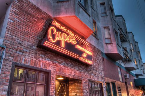 Capo's.