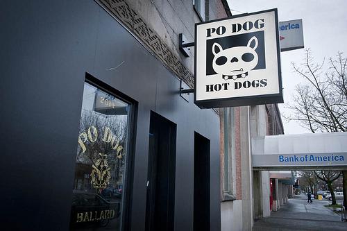 Po Dog Ballard