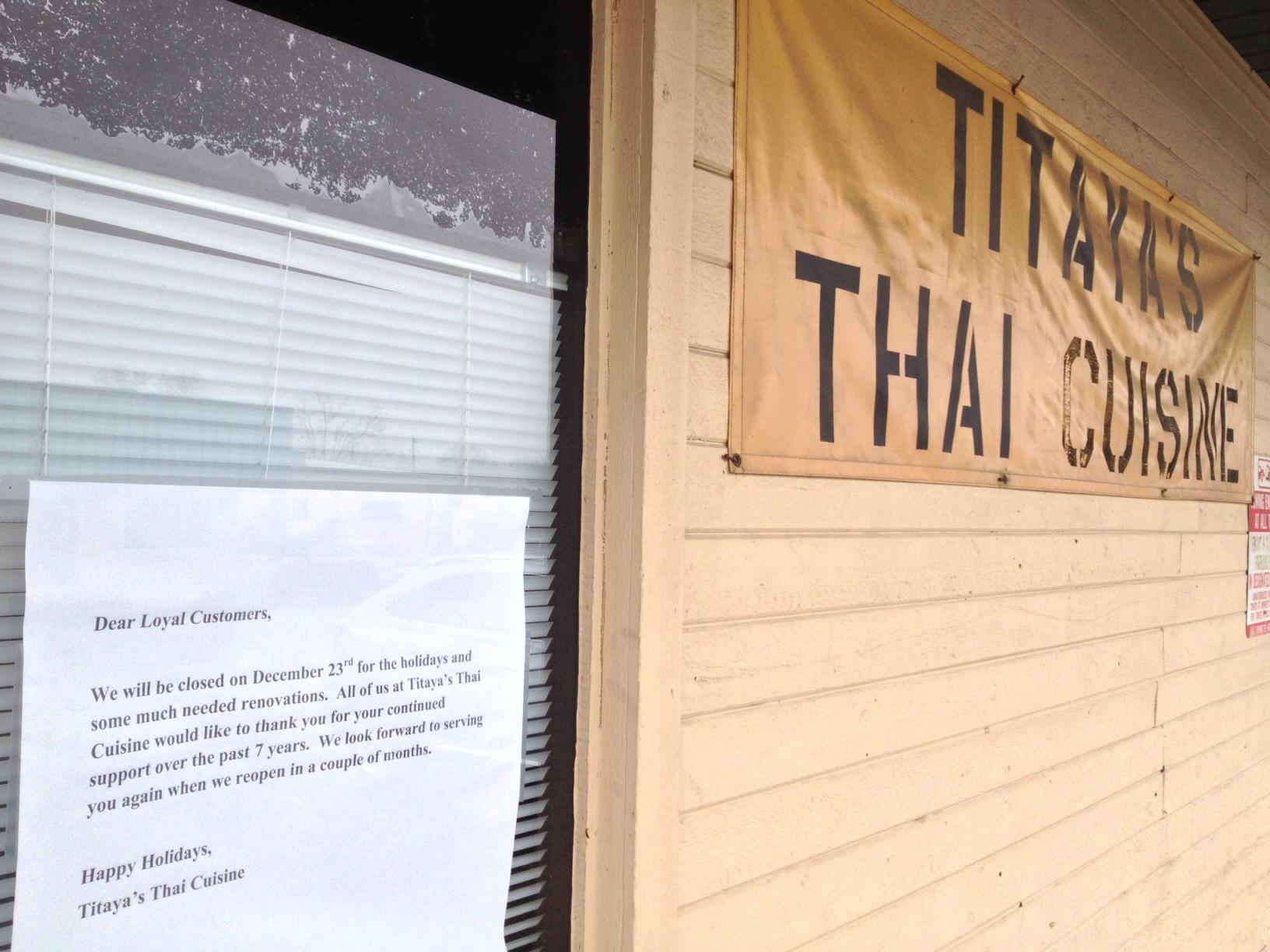Titaya's.