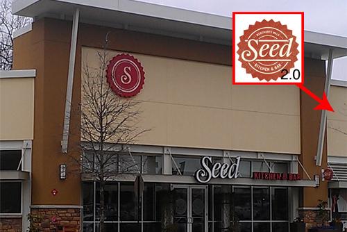 Seed Kitchen & Bar.