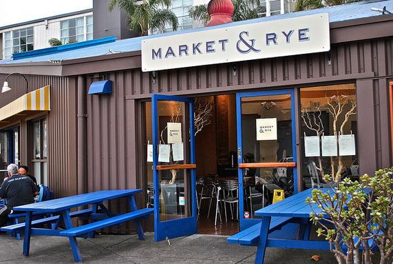 Market & Rye.