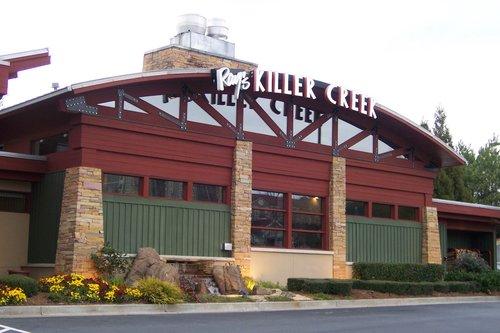 Ray's at Killer Creek.