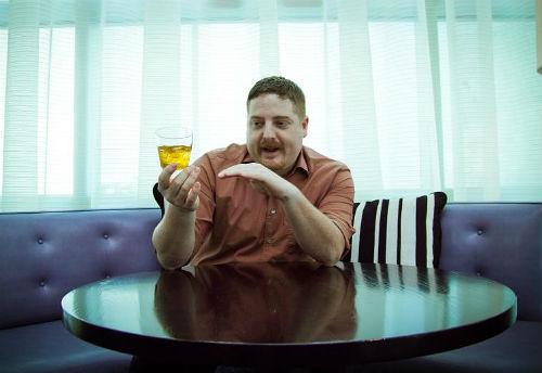 Private Social bar manager Rocco Milano.