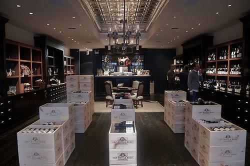 H&F Bottle Shop.