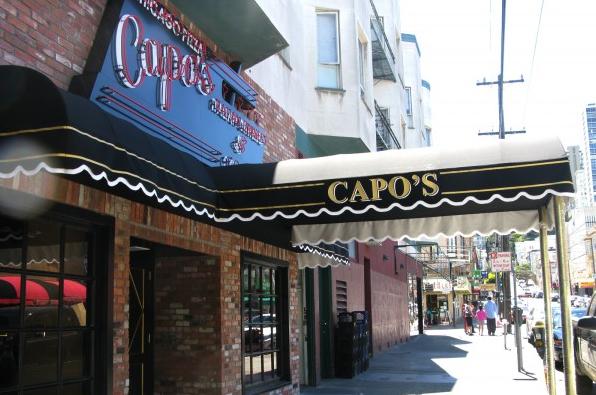 Capo's in North Beach.